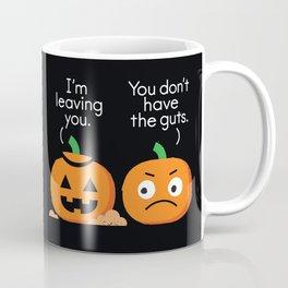 Gourd Riddance Coffee Mug
