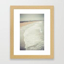 in focus i Framed Art Print