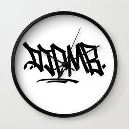 Djomb Wall Clock