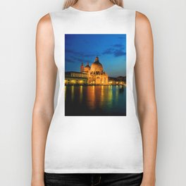 Italy. Venice celebration Biker Tank