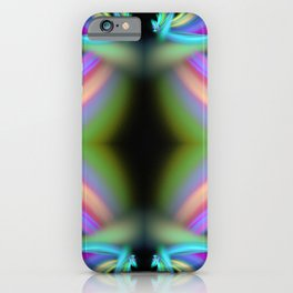 Digital imaginations iPhone Case