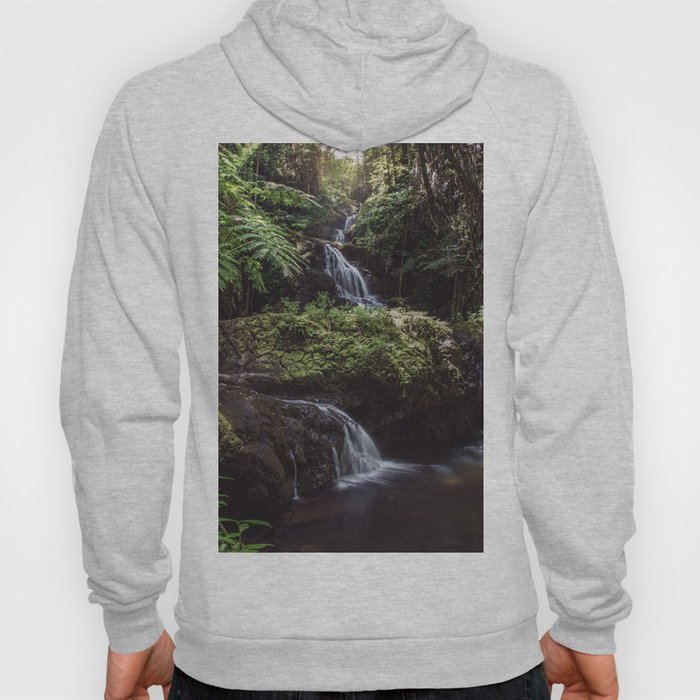 Jungle Waterfall Hoody
