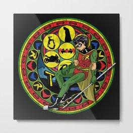 Robin's Birth by Sleep Metal Print