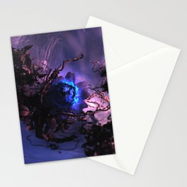 The Winter Rose Stationery Cards