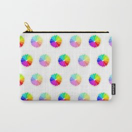Rainbow Love Carry-All Pouch