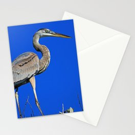Where My Little Piece of Heaven Lives Stationery Cards