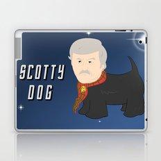 Scotty Dog Laptop & iPad Skin