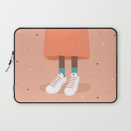 Skirt and shoes combo Laptop Sleeve