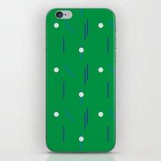 on course iPhone & iPod Skin
