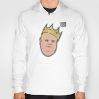 ford Hoodies featuring Rob Ford by Ric_Hardwood