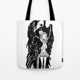 The Gentlebird Tote Bag