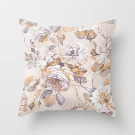 ROSES -260518/1 Throw Pillow