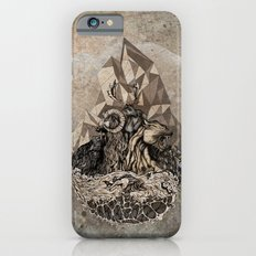 When nature strikes back  Slim Case iPhone 6s