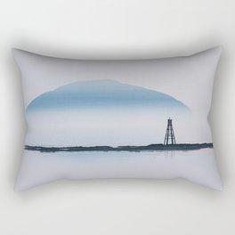 Blue Island Rectangular Pillow