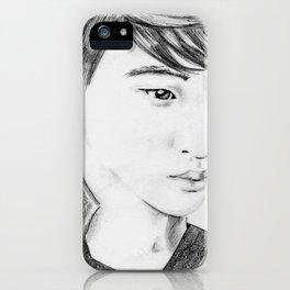 D.O Kyungsoo iPhone Case