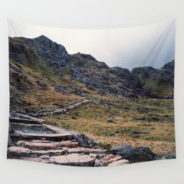Trail to Remember Wall Tapestry