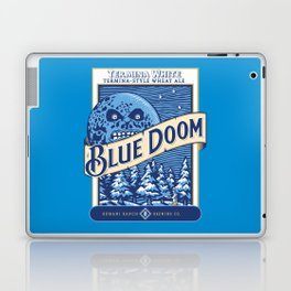 Blue Doom Laptop & iPad Skin