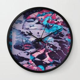 Kina Wall Clock