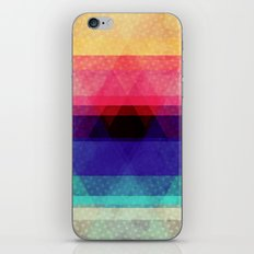 The heart of the mountain iPhone Skin