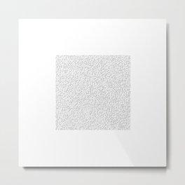 Crosses: #1 Metal Print