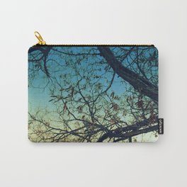 blue sky at night sailors delight Carry-All Pouch