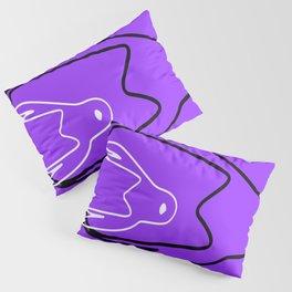 Bagpiper and penguin Pillow Sham