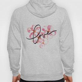"Plumeria Love - A Romantic way to say, ""I Love You"" Hoody"