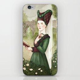 Meraude ~ A Compendium Of Witches iPhone Skin