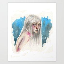 Sadie Art Print
