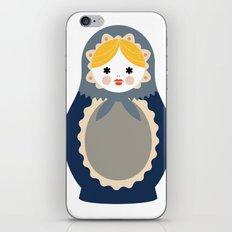 Matrioska-008 iPhone & iPod Skin