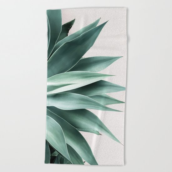 Bursting into life Beach Towel