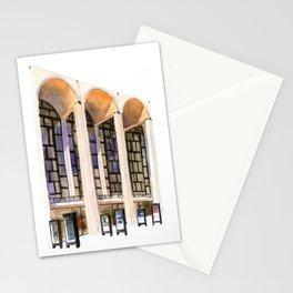 Metropolitan Opera Stationery Cards