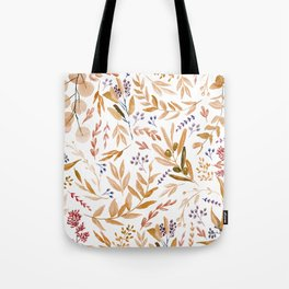 Eucalyptus in Autumn Tote Bag