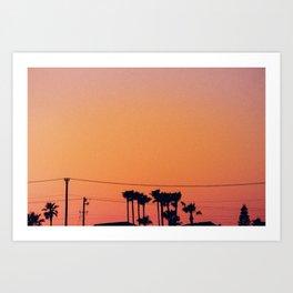 Cali Love Art Print