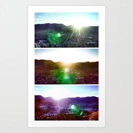 Sequence  Art Print