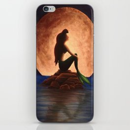 Mermaid iPhone Skin