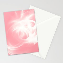 abstract fractals 1x1 reacpw Stationery Cards