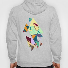 Color Variation 3: Triangle Abstracts Hoody