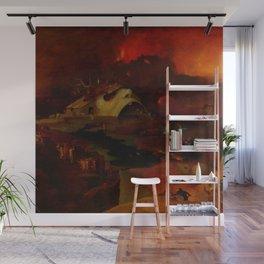 "Hieronymus Bosch (follower) ""Christ's Descent into Hell"" Wall Mural"