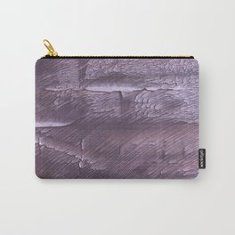 Dark lilac Carry-All Pouch