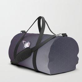 Geometric Saturn Duffle Bag