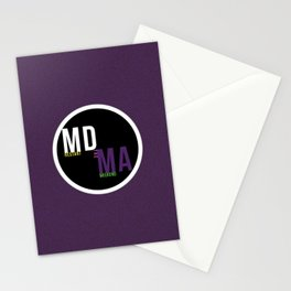 MDMA (Restart the weekend) Stationery Cards