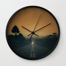 Cool Morning Wall Clock