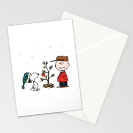A Charlie Brown Christmas Stationery Cards