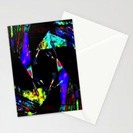 feedback pinwheel Stationery Cards