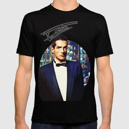Falco at the Cafe T-shirt