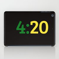 oakland iPad Cases featuring Oakland 420 by Good Sense