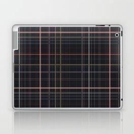 A very glommy plaid Laptop & iPad Skin