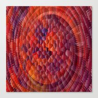 illusion Canvas Prints featuring Illusion... by Cherie DeBevoise