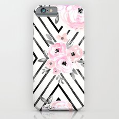 Blush Roses Mod iPhone 6s Slim Case